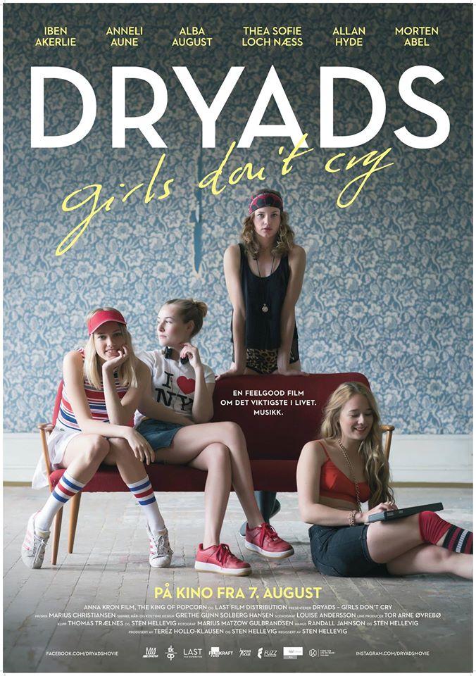 Dryads poster