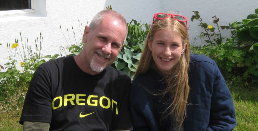 Randall Jahnson and Anneli Aune